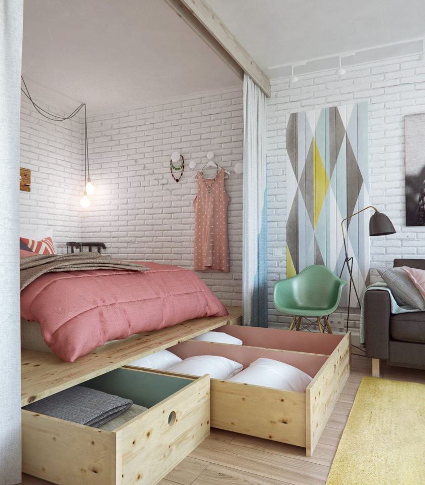 45-square-meters-apartment-design-bedroom
