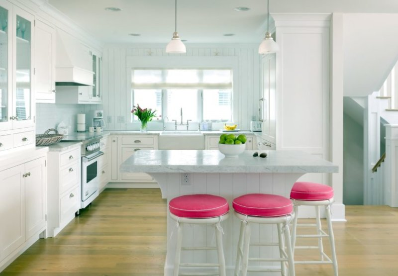 beauty-white-gloss-kitchen-tile-ideas