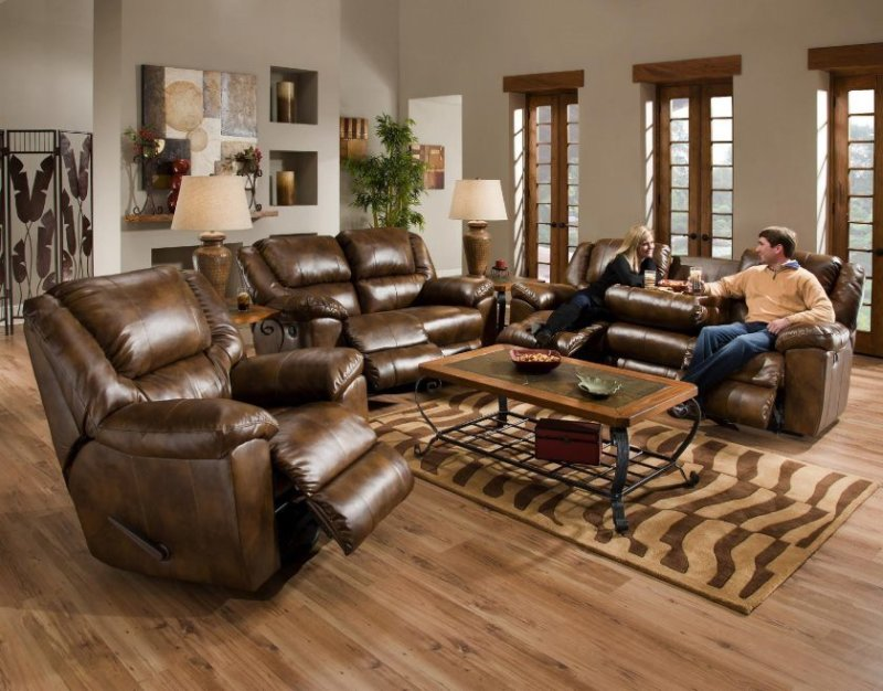 elegant-leather-living-room-furniture