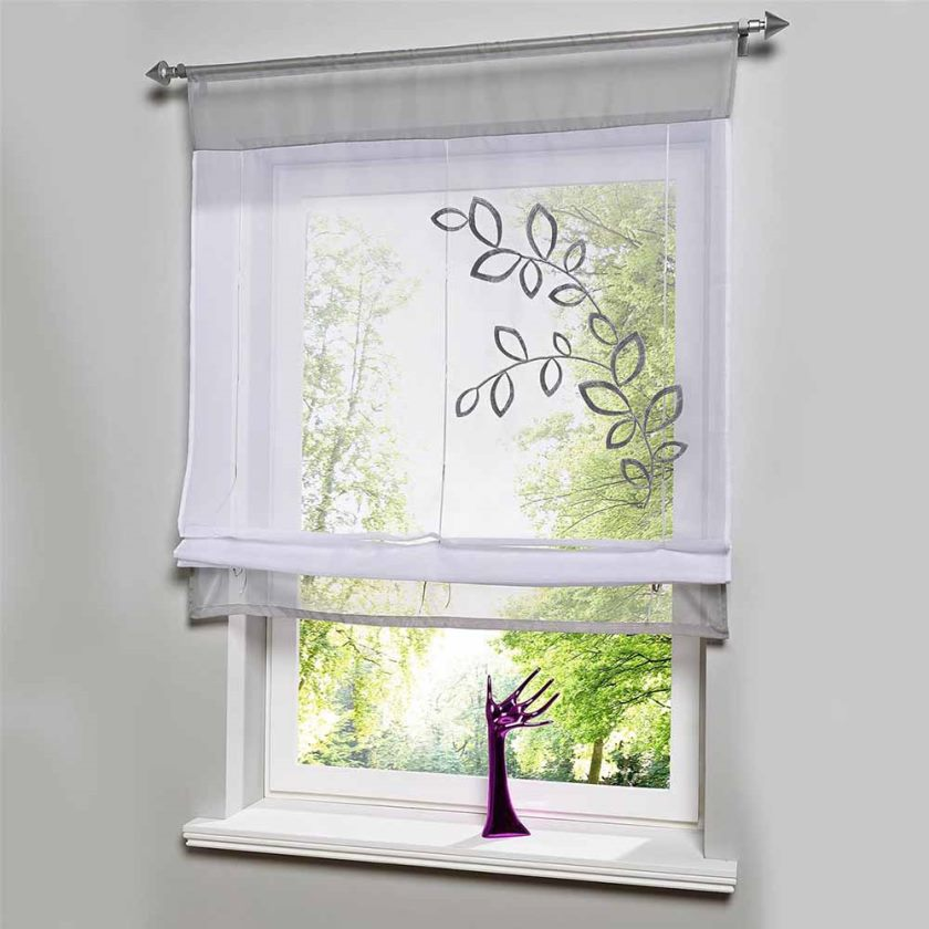hot-sales-embroider-voile-curtains-short-curtains-for-kitchen-window-cortinas-roman-window-blinds-roller-blinds