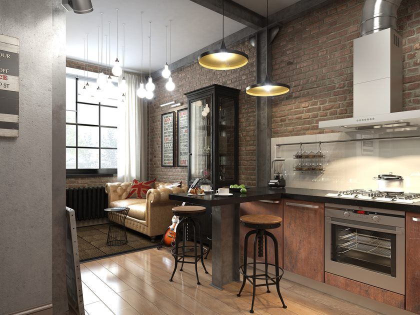 brick-kitchen-design