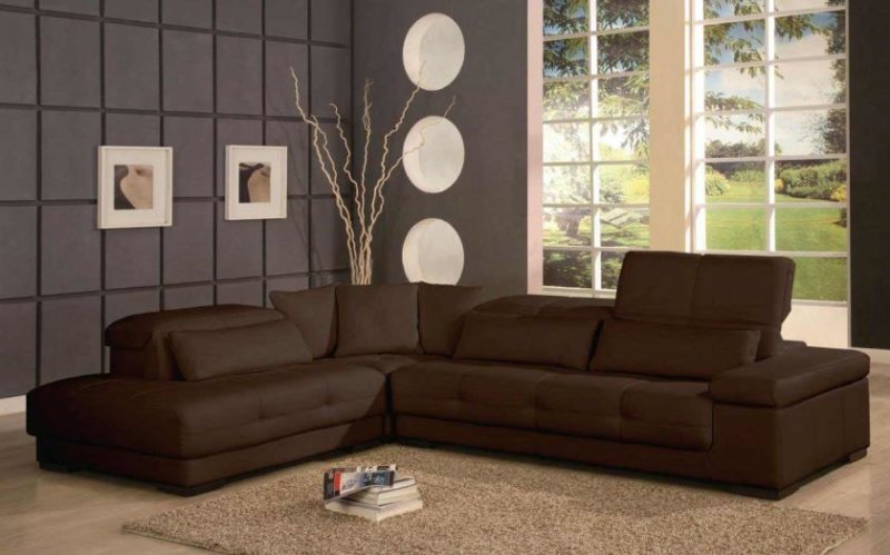 brown-affordable-contemporary-furniture-for-living-room
