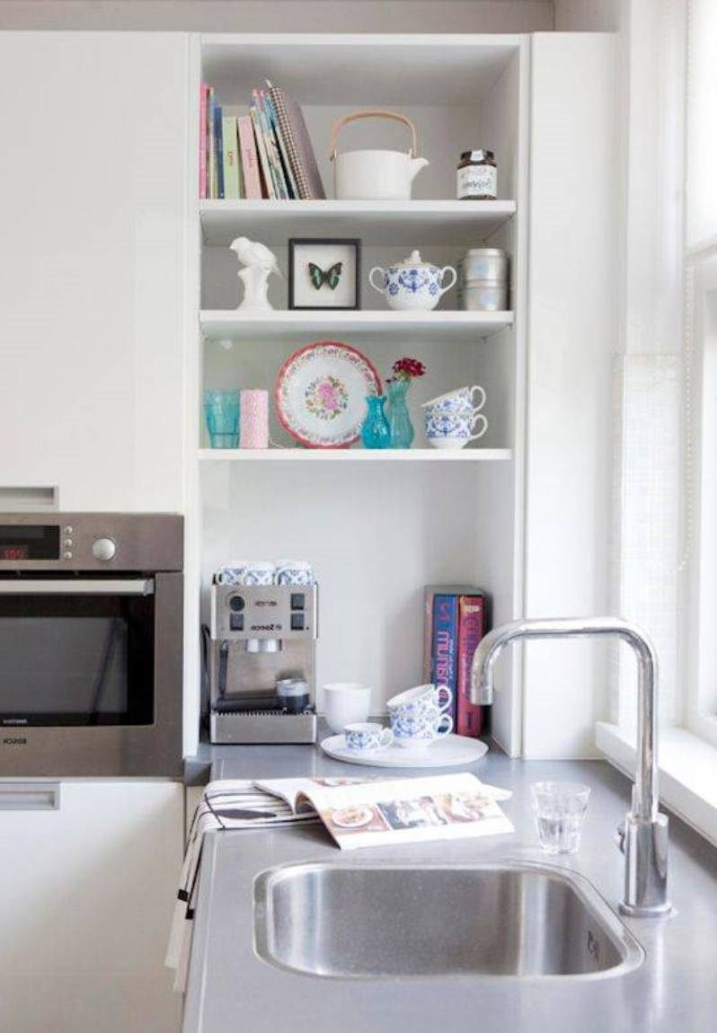 built-in-shelves-storage-to-organize-a-small-kitchen