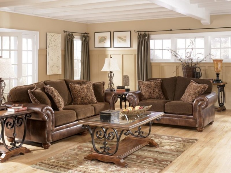 comfortable-ashley-furniture-living-room-sets