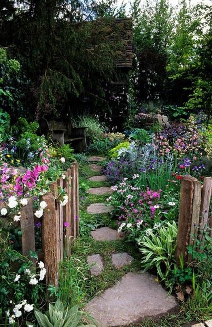 cottage-flower-garden