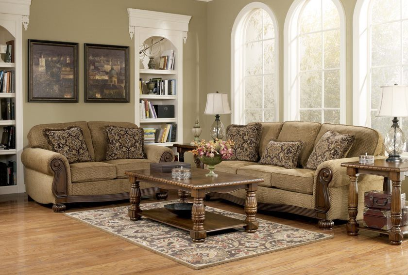 inspiring-lynnwood-traditional-living-room-furniture-set
