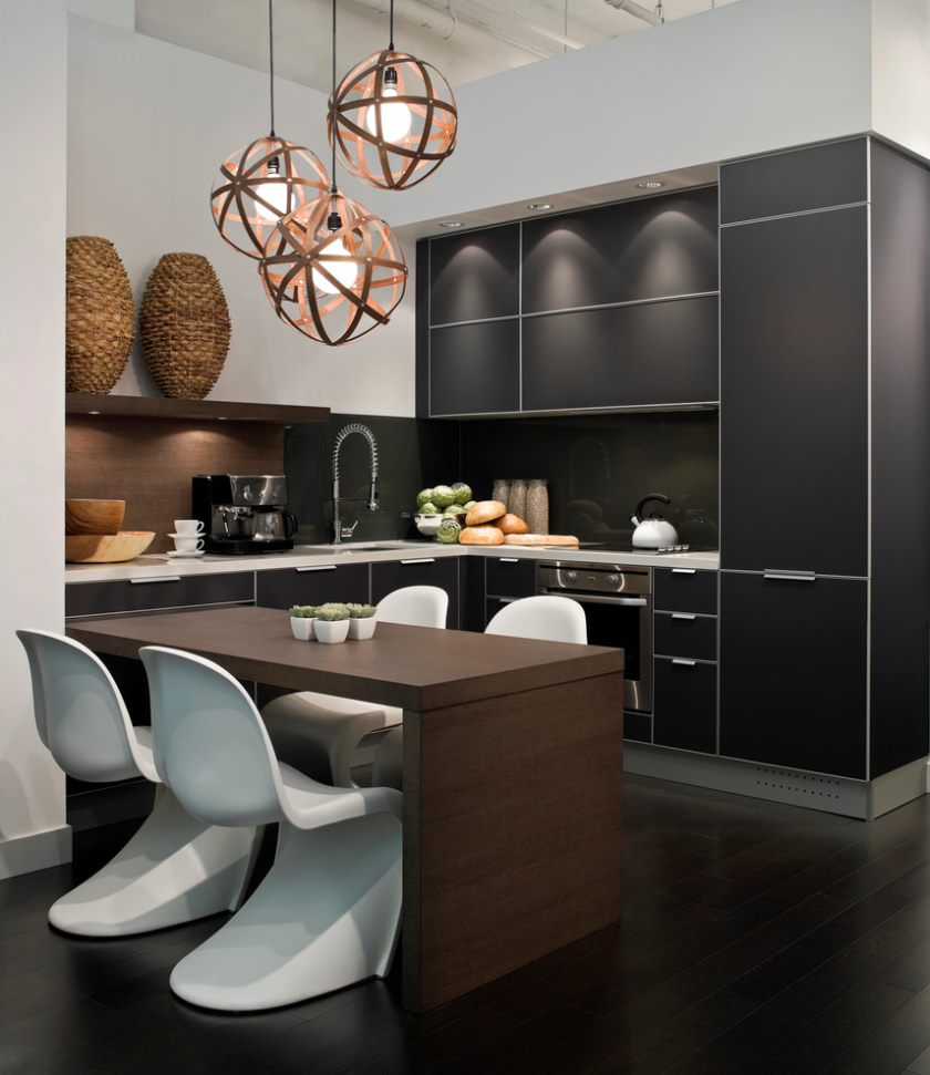 kitchen-cabinets-to-the-ceiling-modern-with-grey