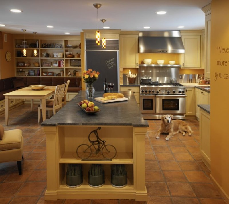 kitchen-utensil-holder-kitchen-mediterranean-with-brown-booth-built-in-banquette-built-in-bookshelves-built-in
