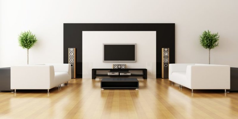 large-modern-family-living-room-design-white-squared-arm-foamy-seat-chair-black-modern-plastic-coffee-table-vinyl
