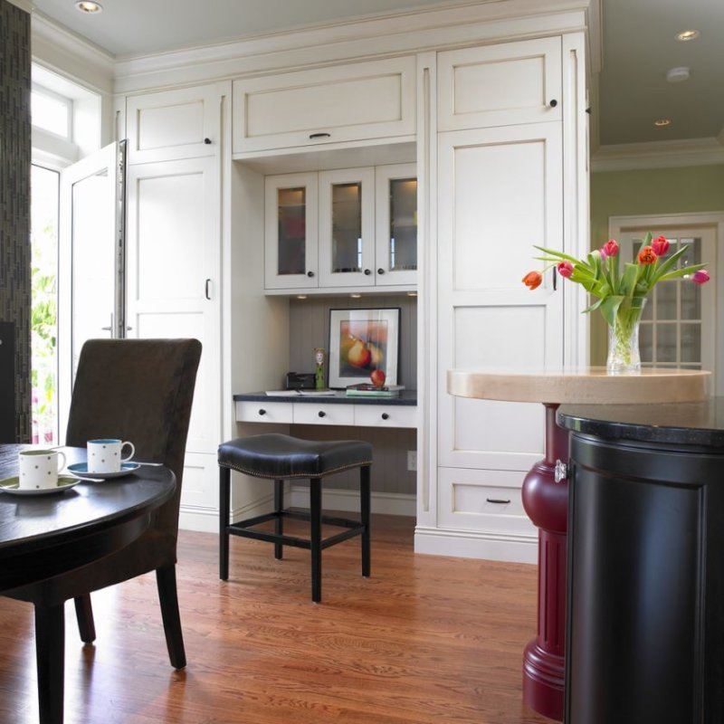 leather-desk-pad-kitchen-traditional-with-built-in-desk-built-in-storage-crown-molding-eat-in-kitchen-floral