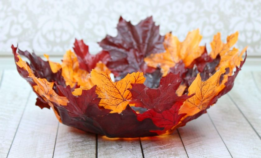 make-leaf-bowl