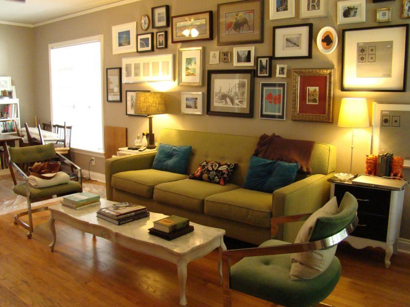 living room decorating ideas sage green couch