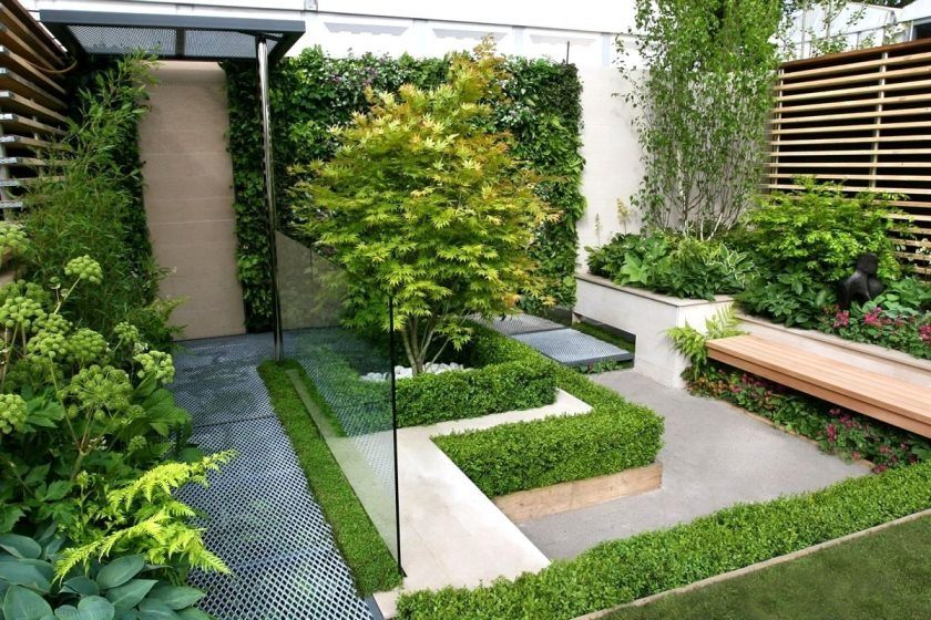 Small Modern Garden Ideas Small Garden Designs Ideas Modern The Garden Inspirations - Lighting Home Decorate