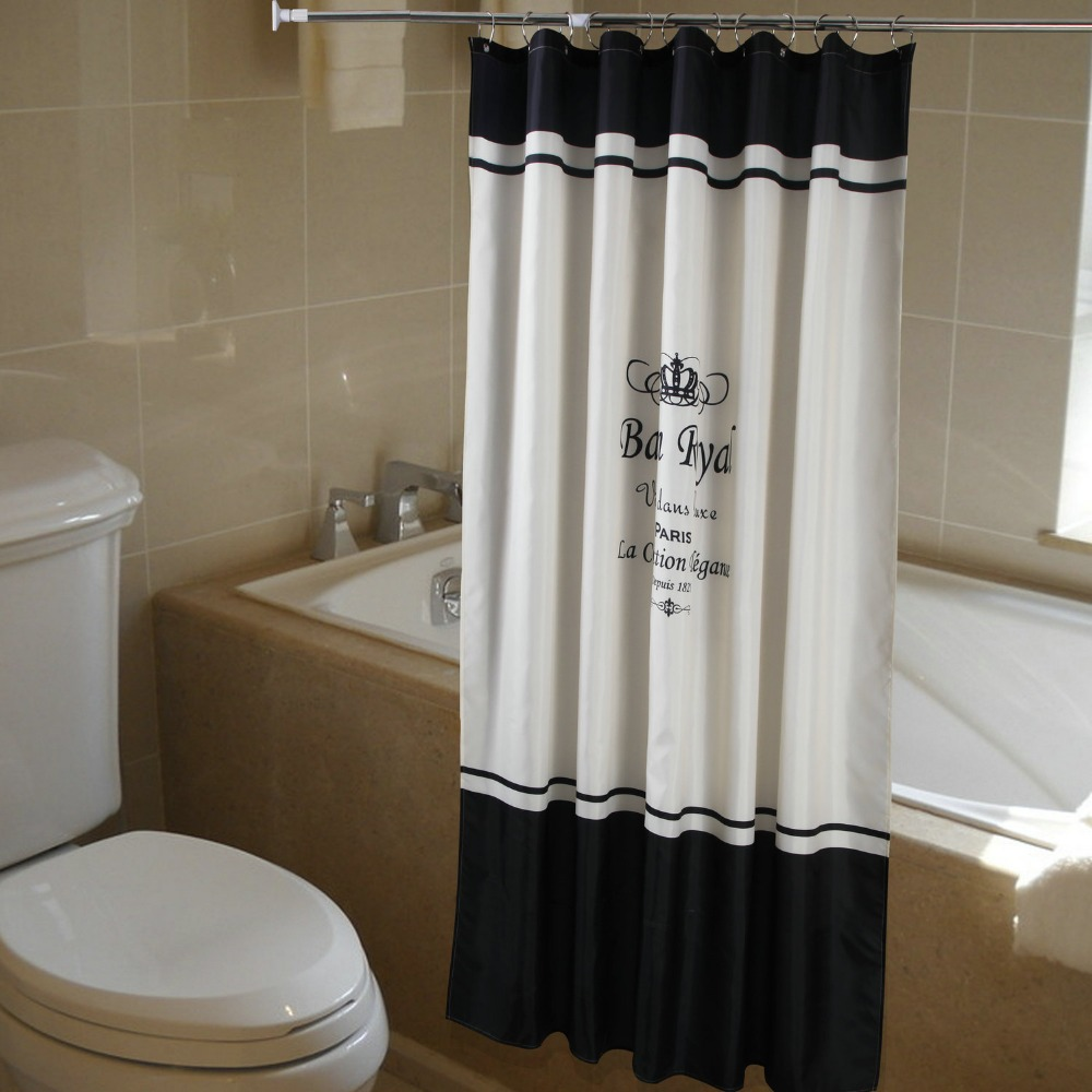 180-200cm-royal-crown-font-b-white-b-font-fabric-bathroom-shower-font-b-curtain