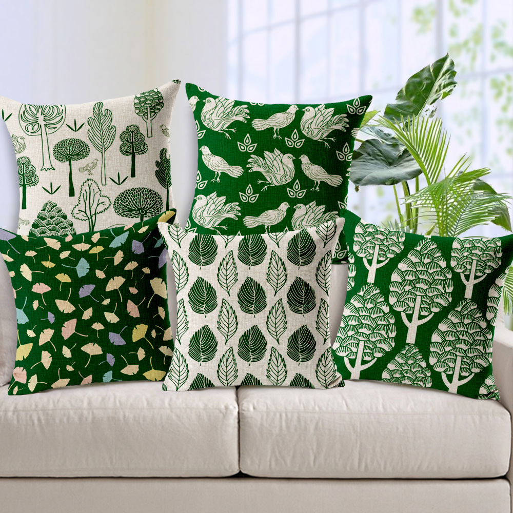 2015-new-font-b-small-b-font-fresh-leaves-of-cotton-and-linen-font-b-sofa