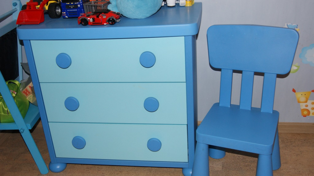 Children's furniture from Ikea