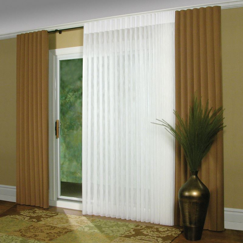 awesome-slider-door-curtain-rods
