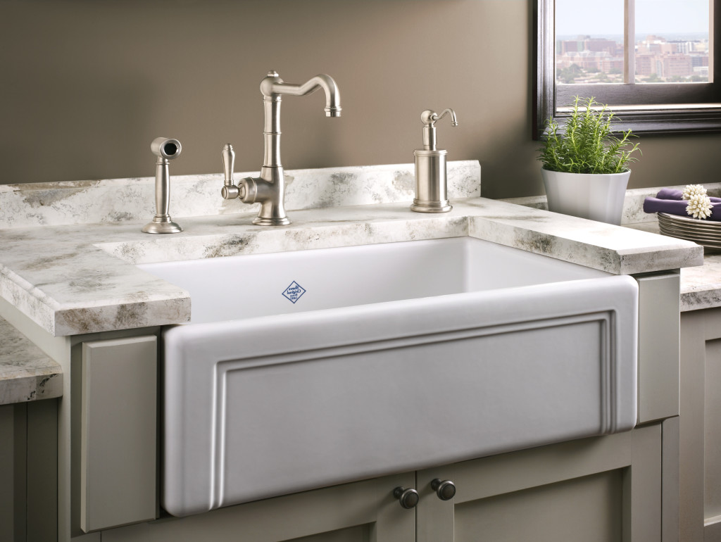 awesome-white-undermount-kitchen-sink