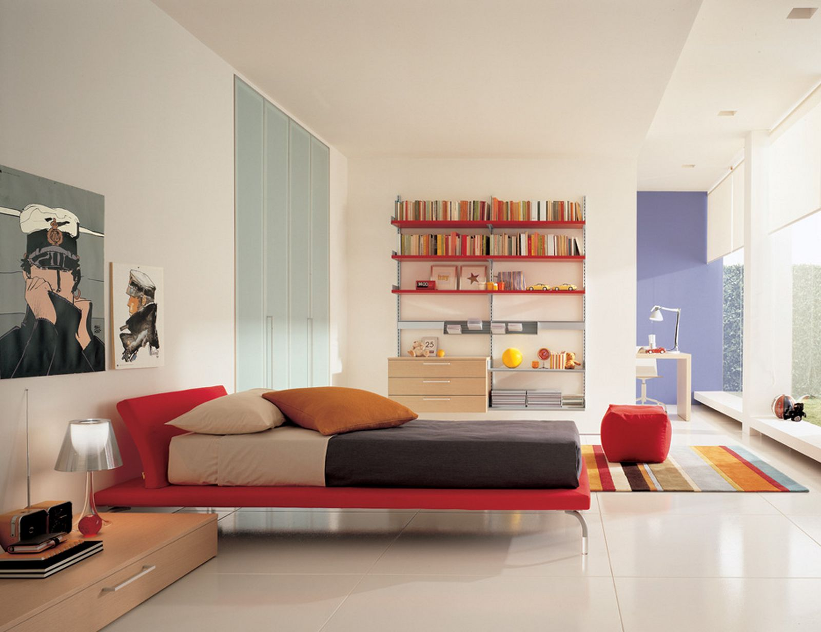 Cool young adult bedroom ideas
