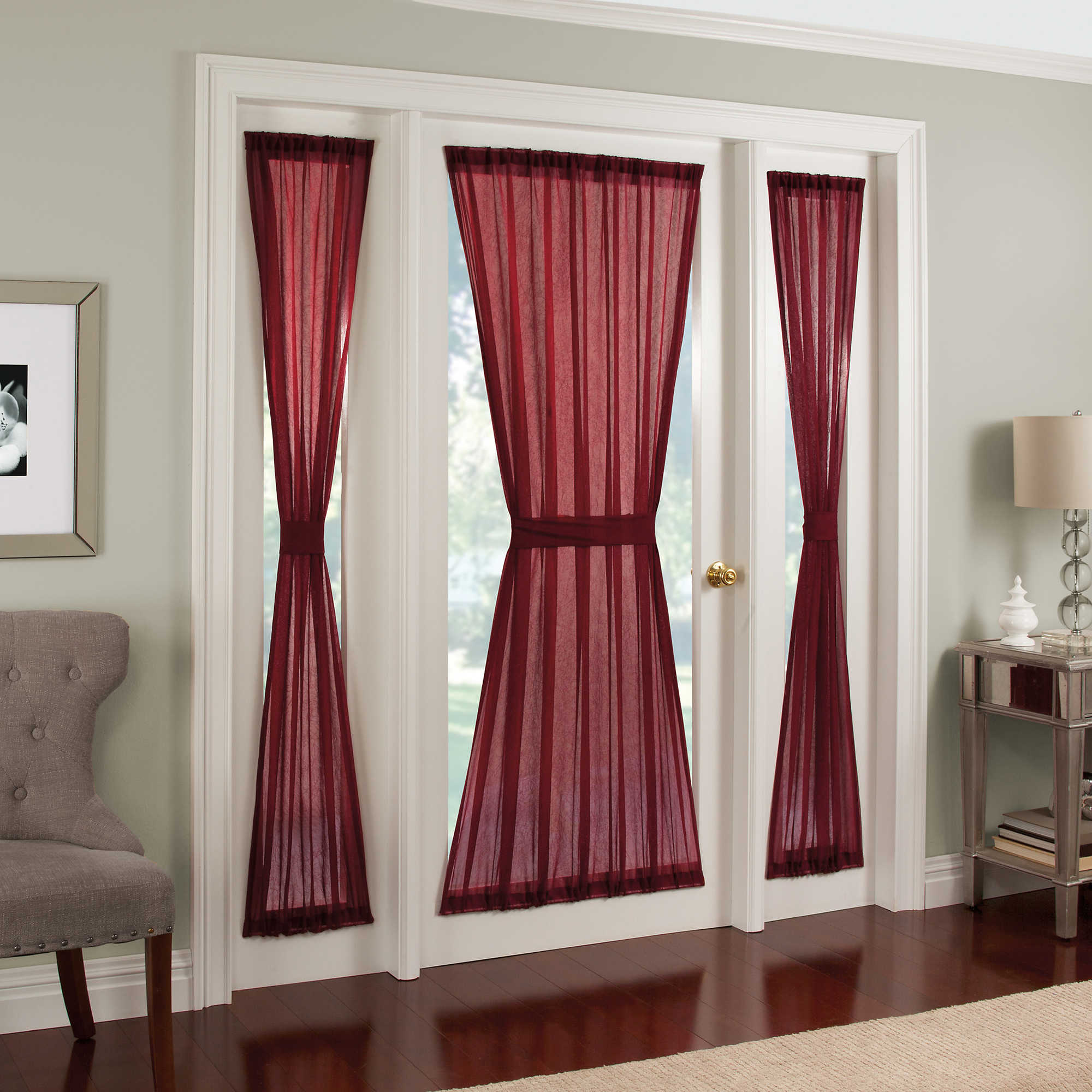 best-front-door-curtains