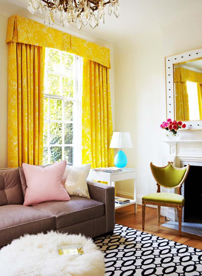bright-living-room-with-yellow-curtains-at-bright-and-colorful-living-room-design-ideas