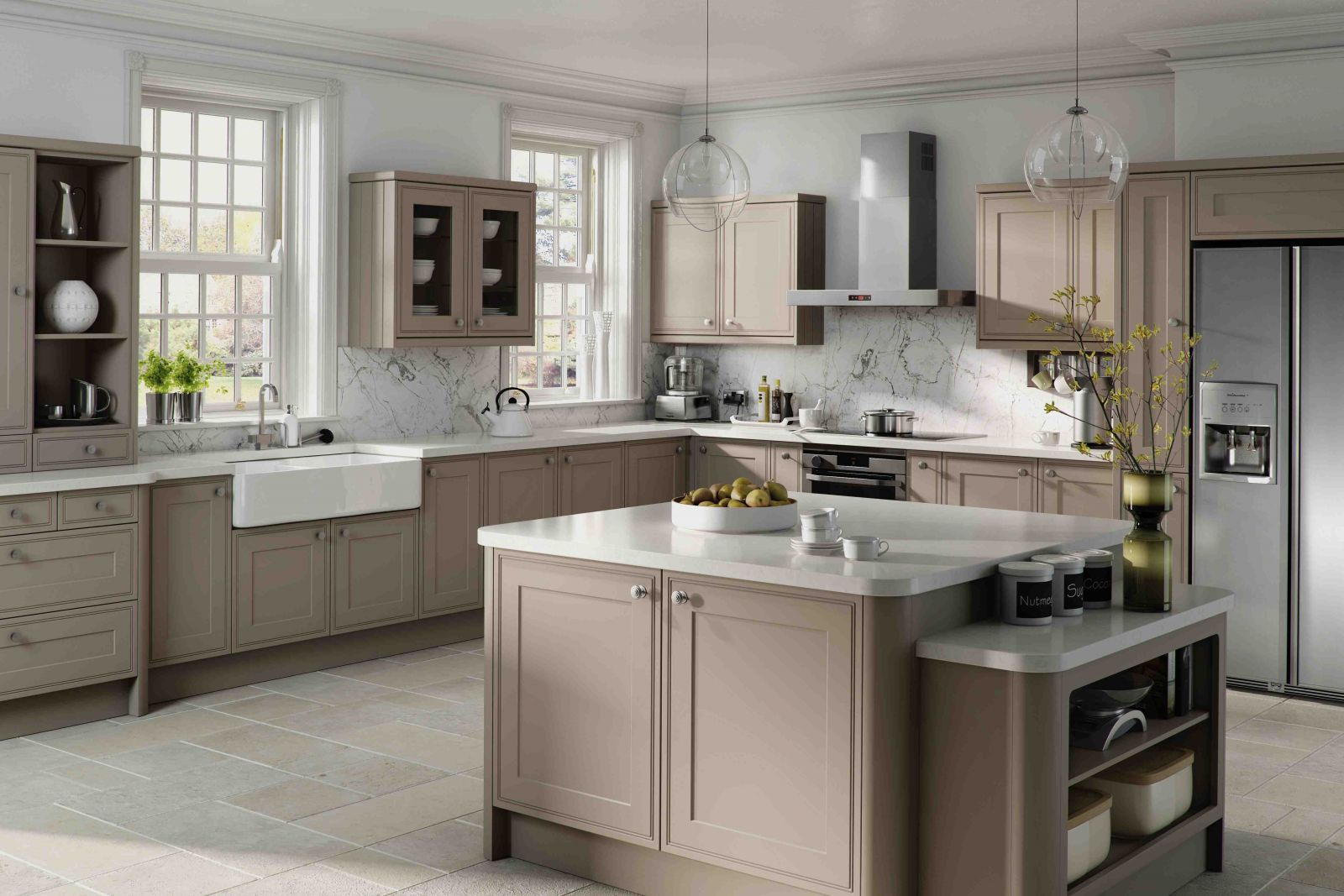 grey-kitchen-cabinet