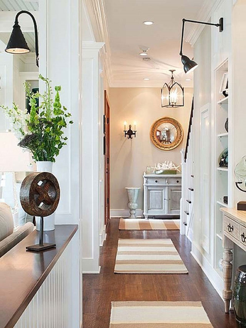 hallway-wall-decorating-ideas-for-your-comfy-home-13