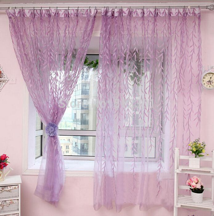 hot-sale-200-280cm-willow-tulle-door-window-curtain-drape-panel-sheer-scarf-valances-feitong