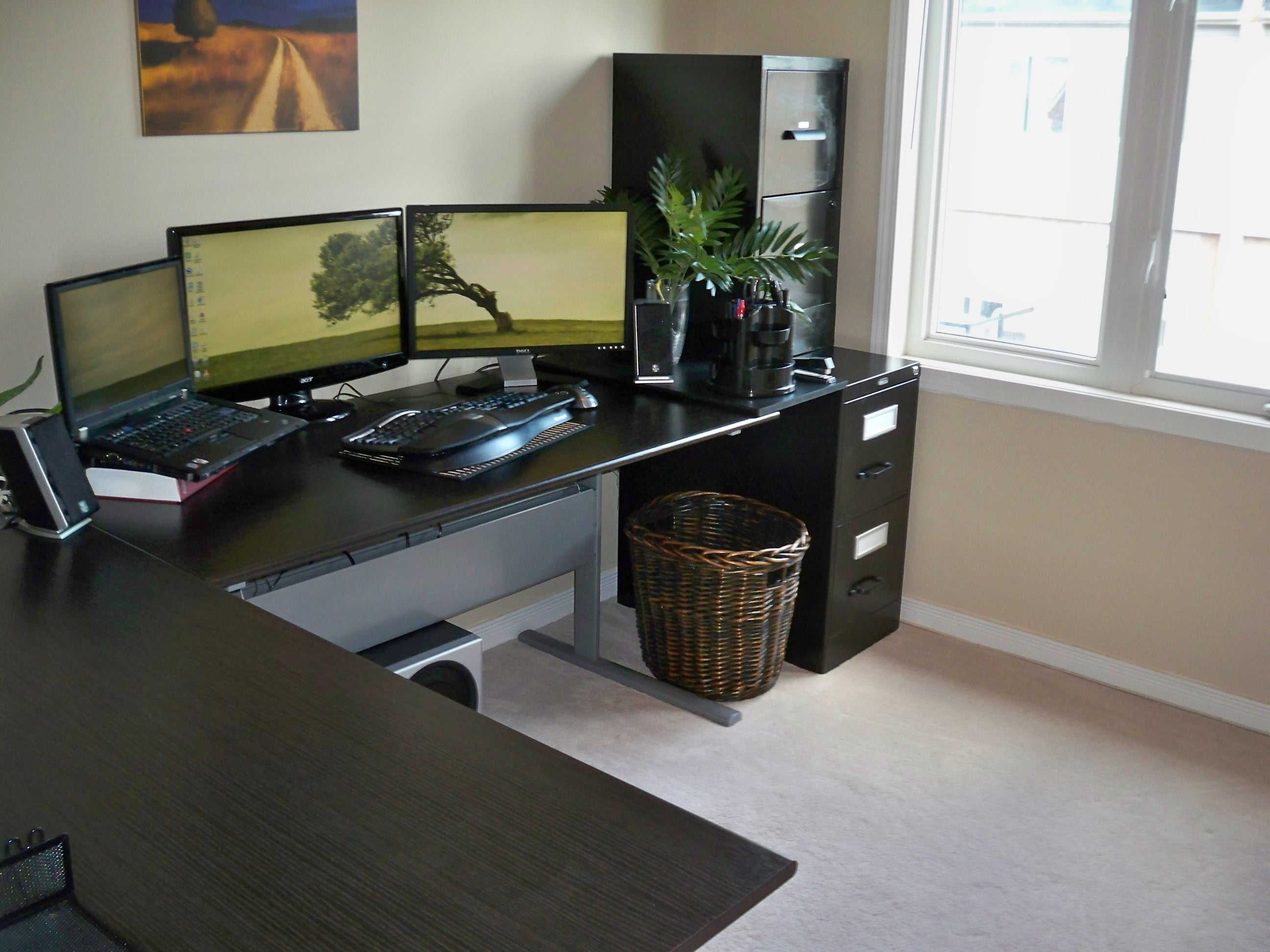 ikea-l-shaped-desk-modern