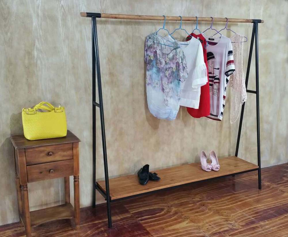 iron-garment-rack-ikea