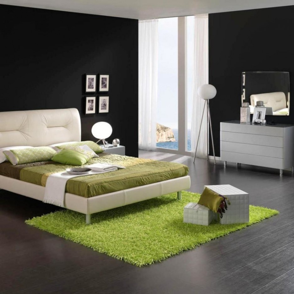 medium-black-wood-bedroom-furniture-travertine-wall-mirrors-lamp-shades-green-artefac-victorian-silk