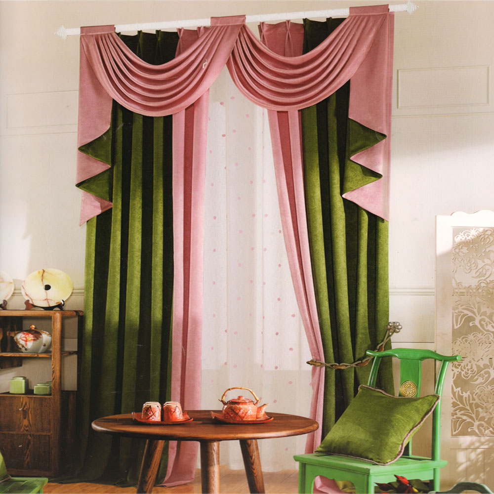 modern-design-curtains-dark-green-pink-color-cmt05231451198-1