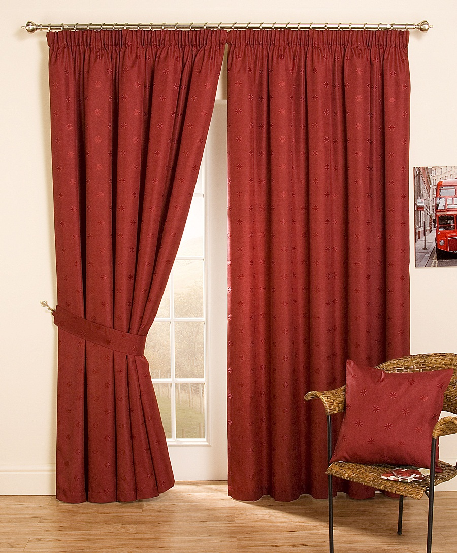 red-front-door-curtains