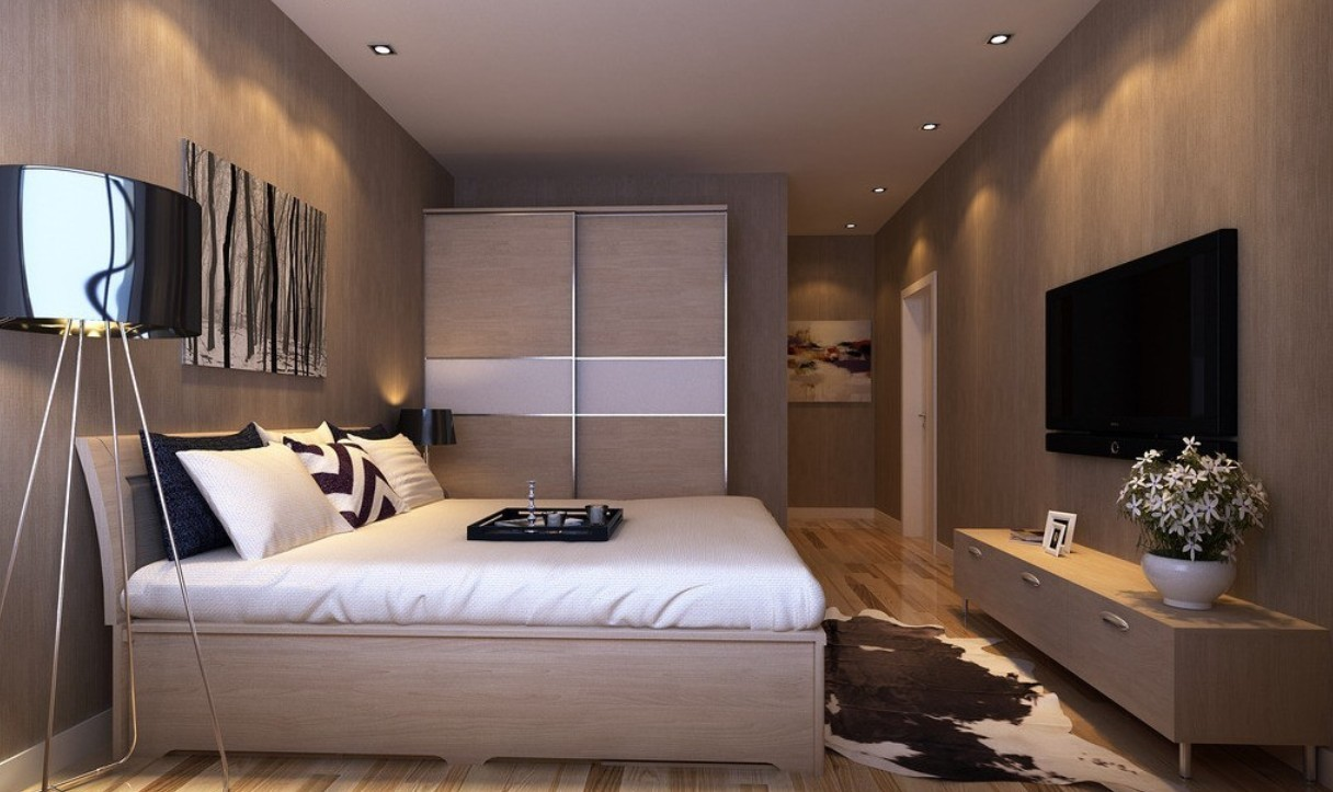 artistic-simple-wall-designs-for-master-bedroom-on-bedroom-with-master-bedroom-interior-design-with-tv-wall-and-wardrobe-plan