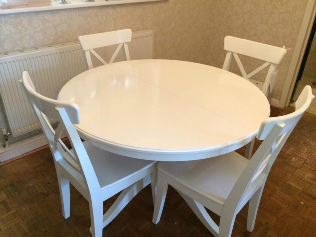 awesome-furniture-ikea-round-dining-table