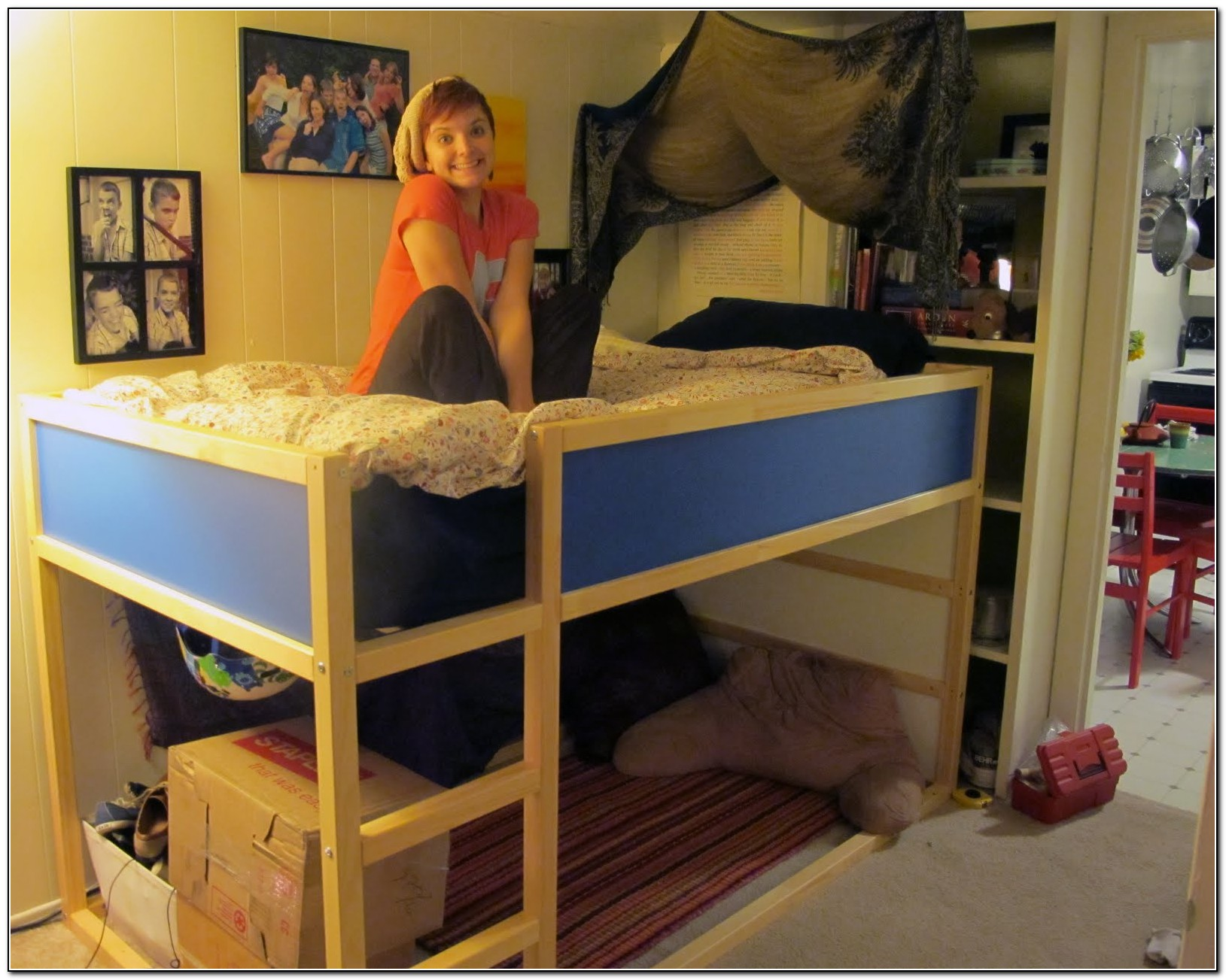 bedroom-cozy-loft-bed-for-teen-girl-with-sliding-curtain-door-on_door-bed-bunk-bed_bedroom_modern-bedroom-sets-4-house-for-rent-dressers-how-to-decorate-a-girls-eyes-paint-colors-kids-furniture-3-hous