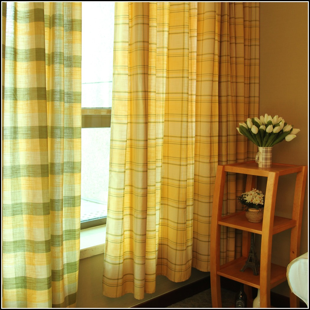 blue-yellow-and-green-curtains