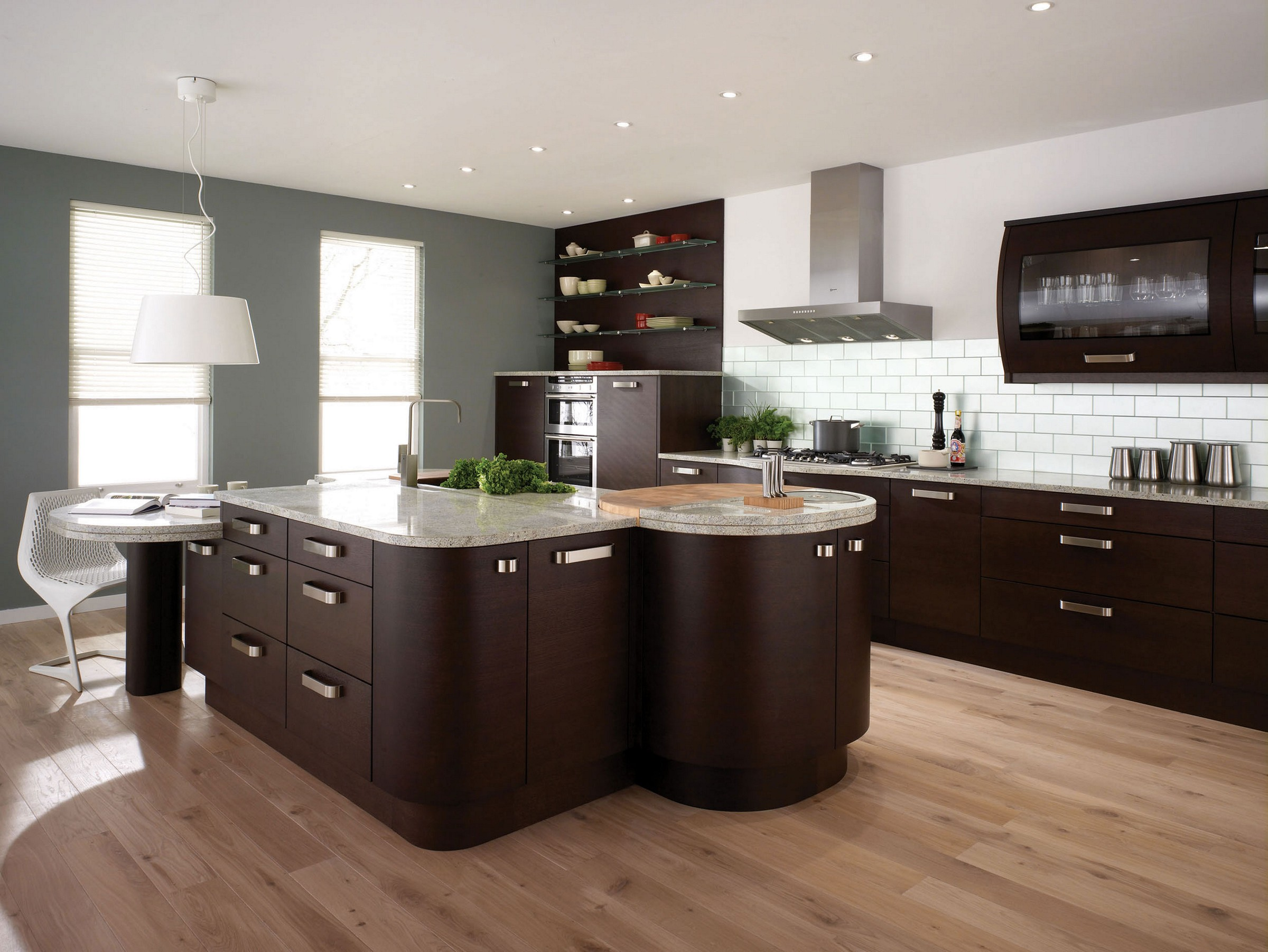 brown-kitchen-cabinets-for-inspirational-bewitching-kitchen-ideas-for-remodeling-your-kitchen-16