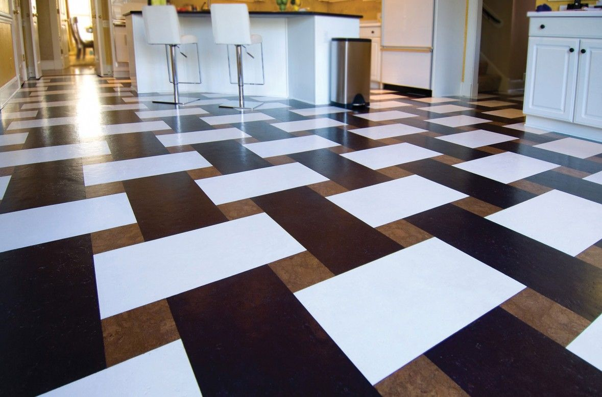 eco friendly kitchen flooring ideas