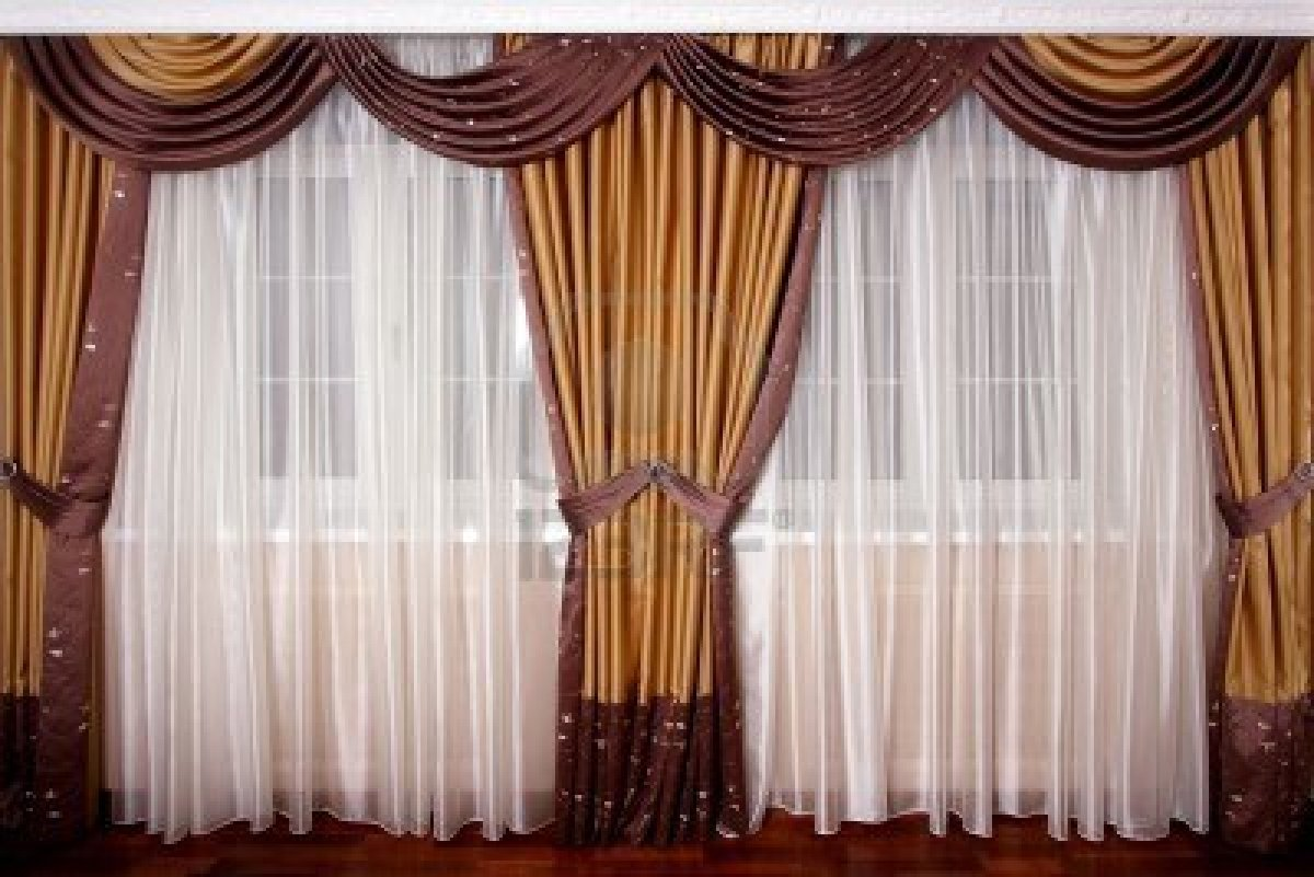 elegant-gold-curtains-in-bay-window-that-can-be-combined-with-white-curtains-can-add-the-glamour-nuance-inside-the-modern-living-room-it-seems-nice-with-wooden-floor-inside
