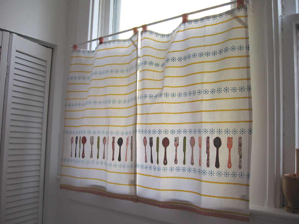 fabric-cafe-curtains-for-kitchen-project