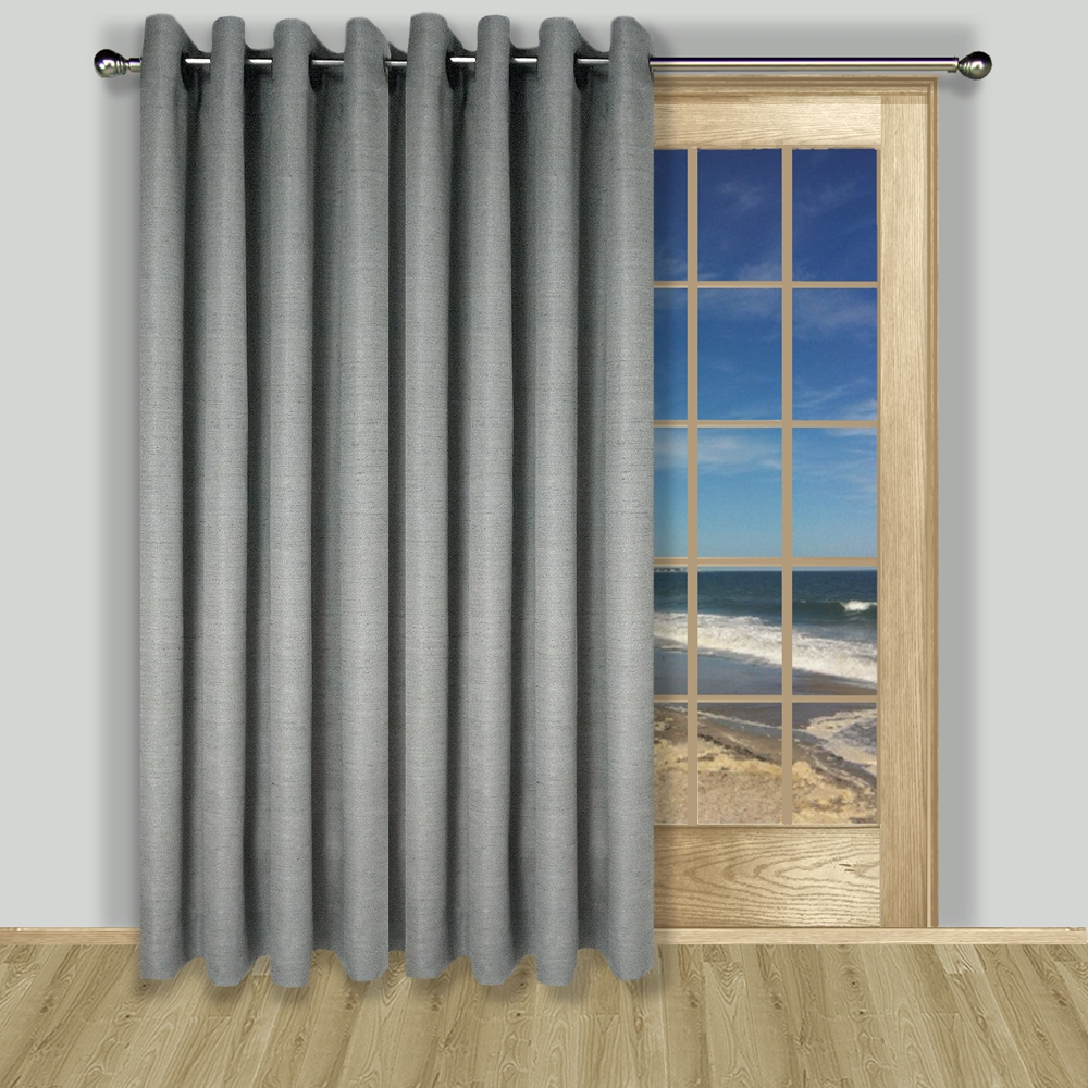 Curtain slides