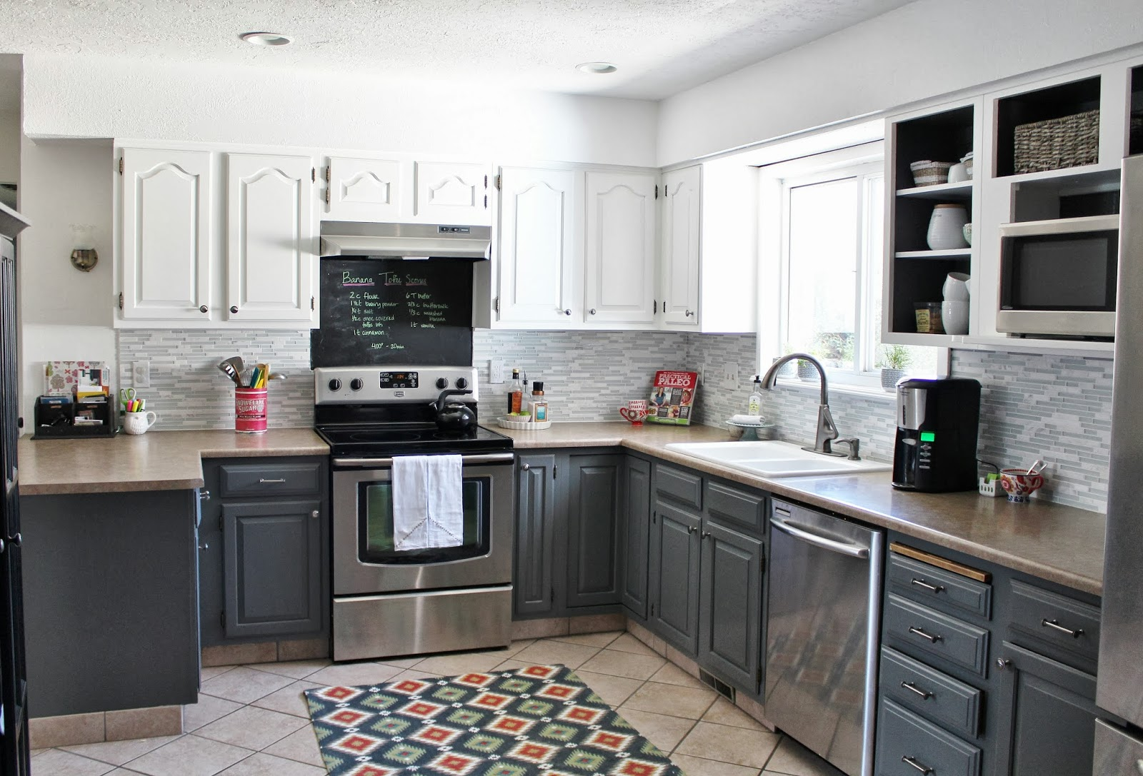grey-and-white-painted-kitchen-reveal-house-for-five-featured-on-remodelaholic