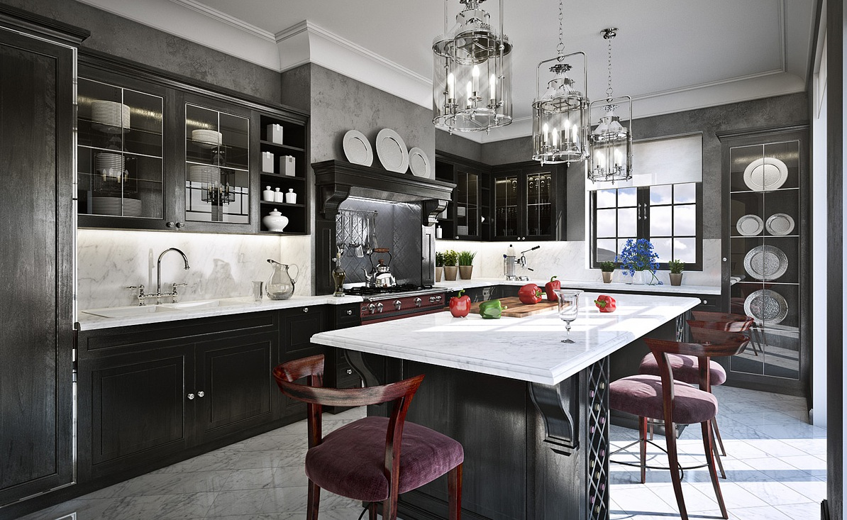 grey-modern-luxe-kitchen