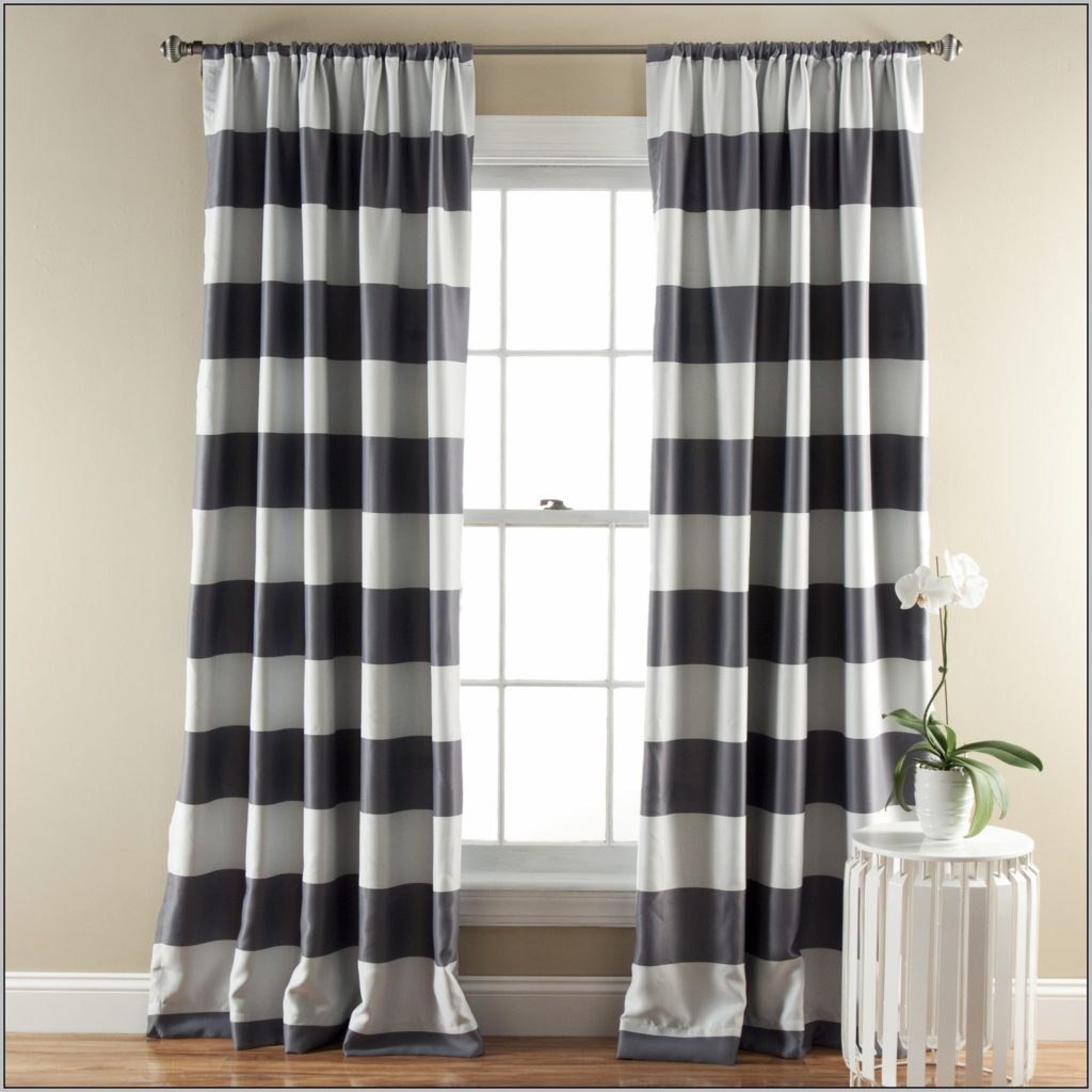 98 inch long curtains