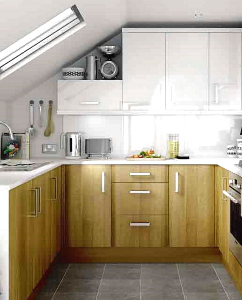 modern kitchen design for small kitchens