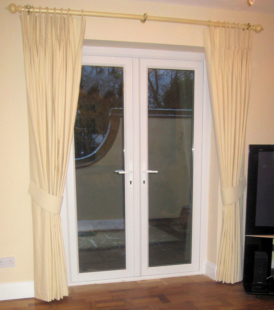 Curtains for patio doors