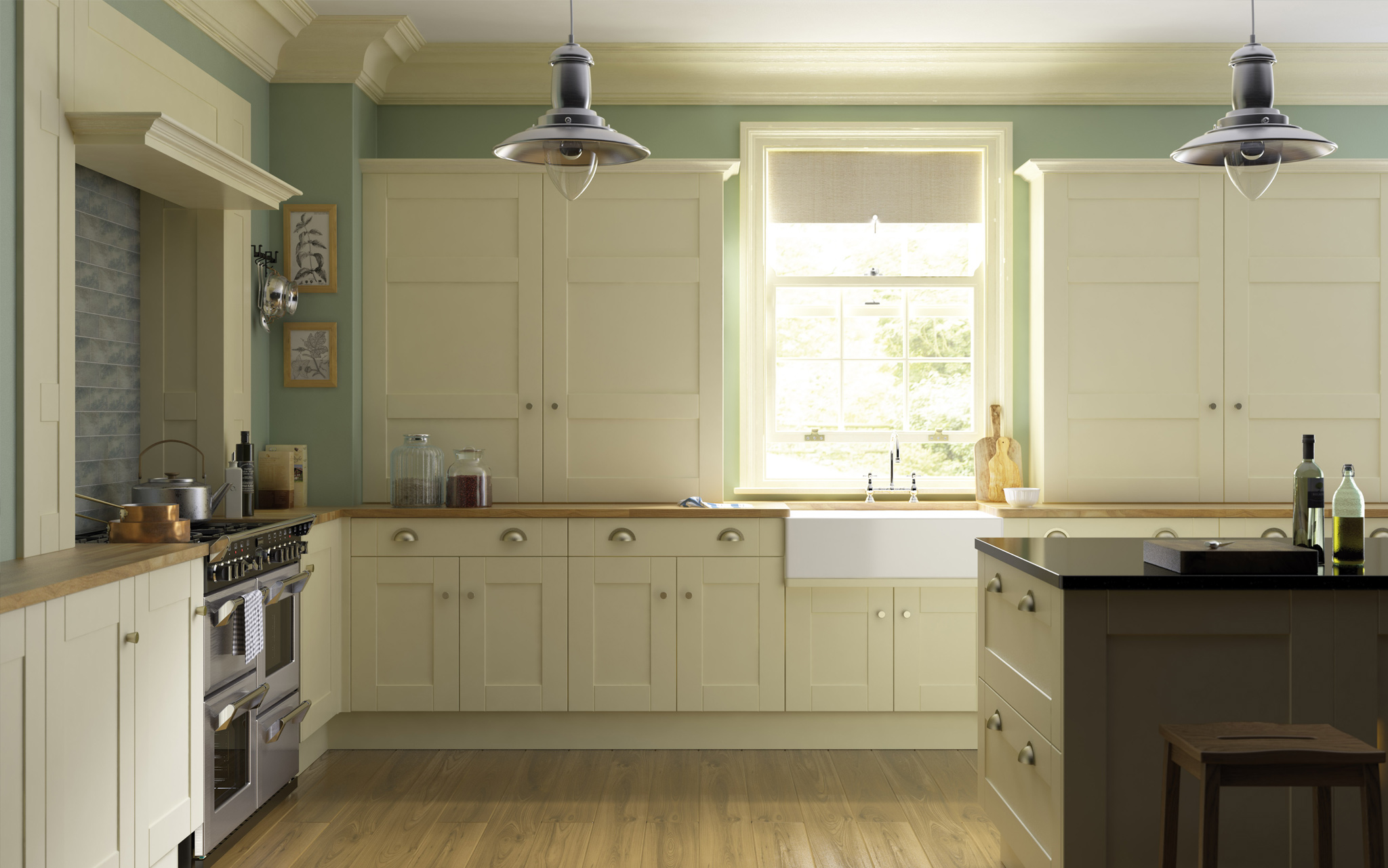 kitchen-natural-paint-colours