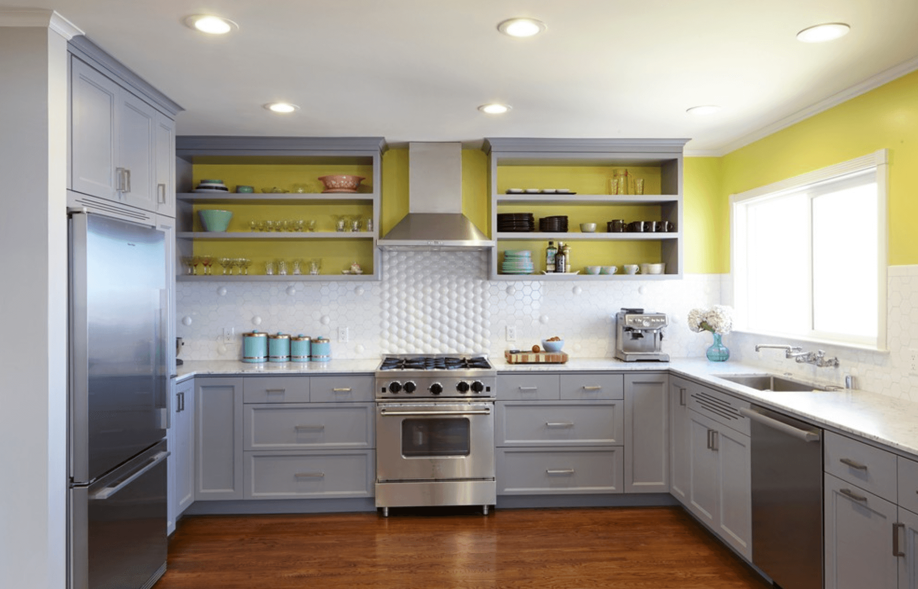 lime-green-grey-kitchen