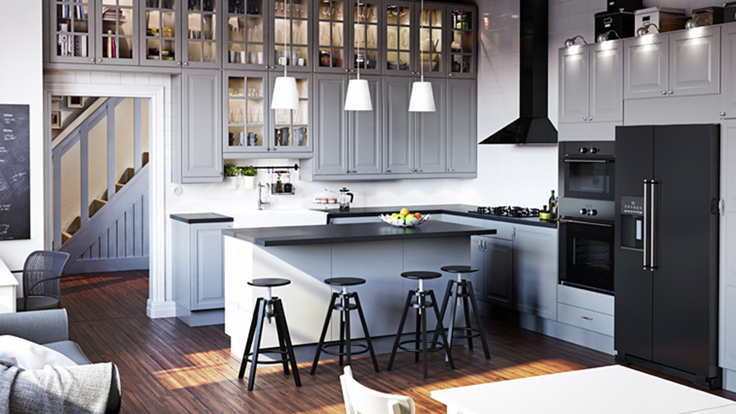 Lovable ikea kitchen catalog together with ikea reveals 75 of catalog images are cgi today - Inspiring Home Ideas